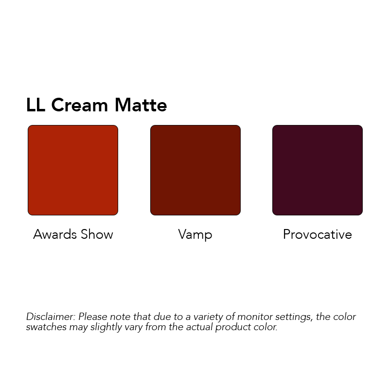 LL Cream Matte Lipcolor